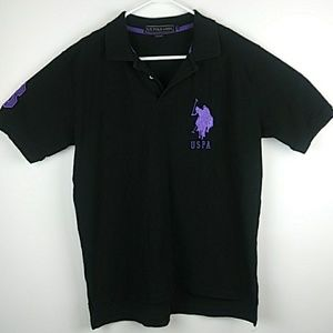 U.S Polo Assn. Polo shirt mens size large